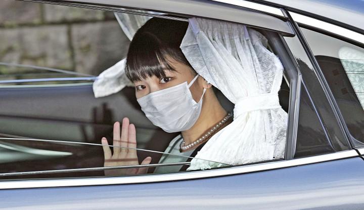 Penantian Panjang Putri Mako Jepang untuk Menikah dengan Rakyat Jelata Akhirnya Tuntas