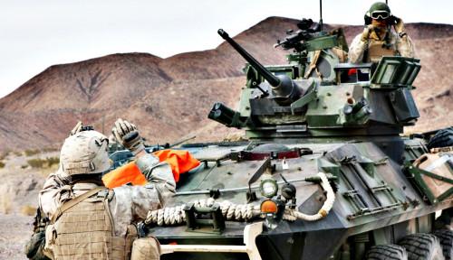 5 Senjata Tempur Marinir Amerika yang Siap Dipakai buat Hancurkan Korea Utara