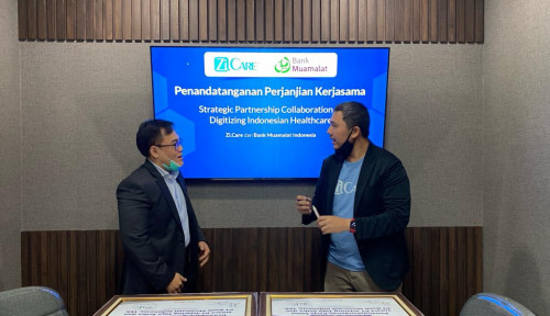 Gandeng Bank Muamalat, Zi.Care Genjot Transformasi Digital Proses Pelayanan RS