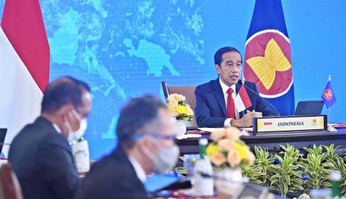Kata Jokowi Soal Kepercayaan Jaga Stabilitas Kawasan Oleh ASEAN-Australia