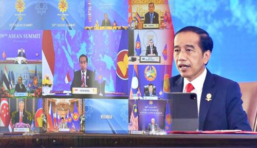 KTT ke-24 ASEAN Plus Three, Jokowi Fokus 3 Hal Ini