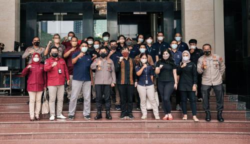 Polda Metro Jaya dan Media TV Sinergi Wujudkan Tayangan yang Sehat