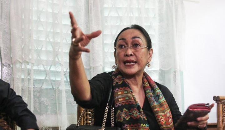 Sukmawati Surati Megawati: Saya Permisi, Beri Tahu Mau Pindah Agama, Balik ke Agama Eyang Putri