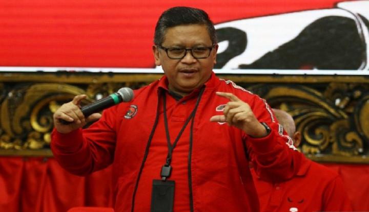Hasto Bongkar Usaha Merusak PDIP, Juga Serangan ke Jokowi-Megawati