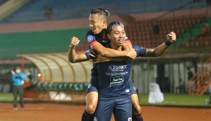 Bermain Imbang 2-2, Pelatih Arema FC Kecewa