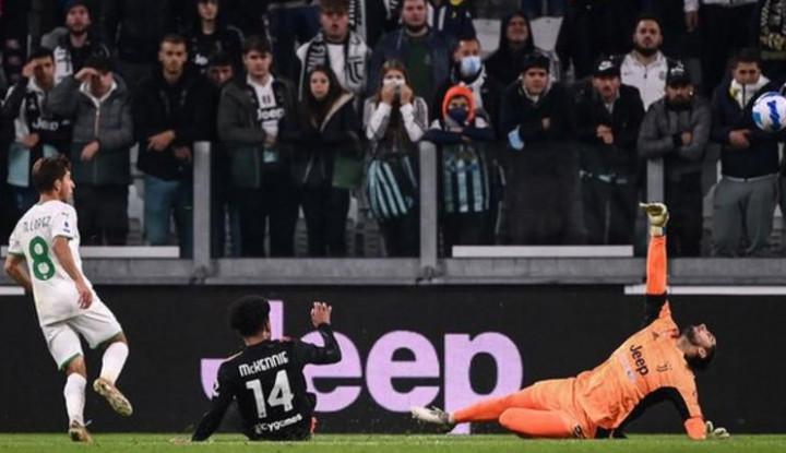 Petaka Injury Time, Juventus Tumbang di Kandang